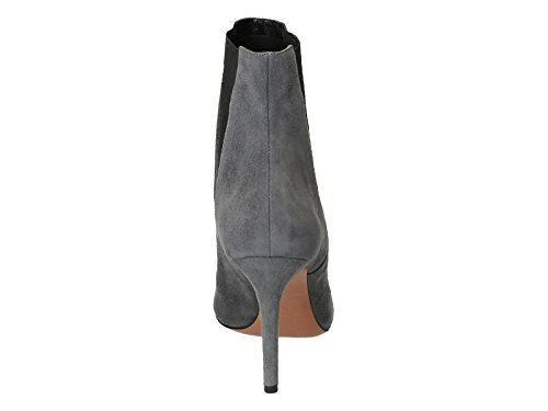 Alaïa Absätzen midcalf Beute in grauem Wildleder Leder - Modellnummer: 5W3T557CC05 Grau