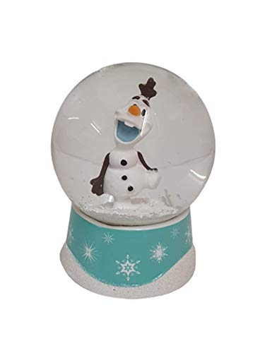 Licensed Disney Frozen II Schneekugel Olaf Adventure Globe