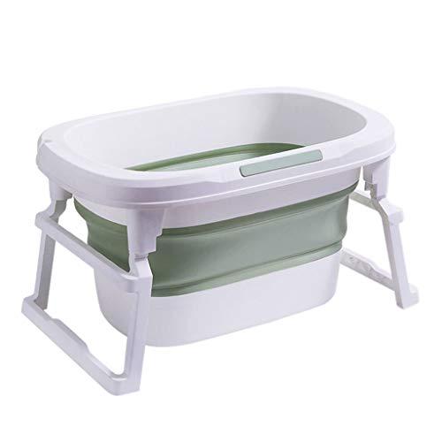 Bañera Bebe Bañera for bebés plegable Bañera con hidromasaje Baño baño del bebé baño del bebé...