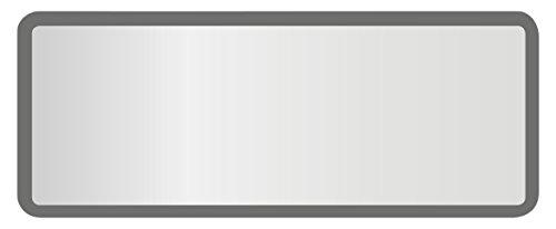 Avery Zweckform 6922 Inventar-Etiketten (50 Stück, Aluminium, 50 x 20 mm) 10 Bogen, schwarz (Wetterfest Manipulationssicher)
