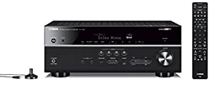 Yamaha RX-V685 - Alexa compatible MusicCast AV receiver with Wi-Fi and Bluetooth - 7.2 Dolby Atmos - Black (B07DH7CQWV)   Amazon price tracker / tracking, Amazon price history charts, Amazon price watches, Amazon price drop alerts