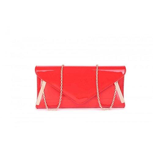 Elegant, Poschette giorno donna Red