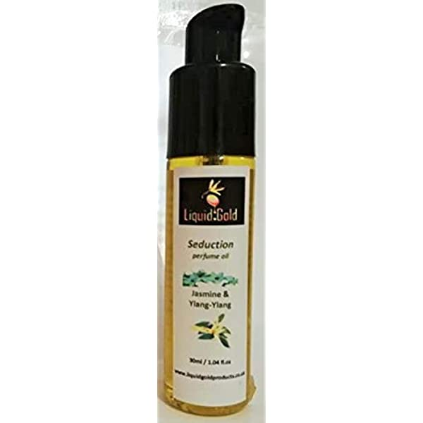 100% Natural Perfume Oils, alcohol free