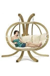 Amazonas Globo Chair Royal green incl. Kissen (ohne Gestell)