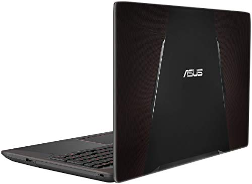 Asus FX553VD-DM483 15.6-Inch Full HD Laptop (Core i7-7700HQ/8 GB RAM/1 TB HDD/2 GB NVIDIA GeForce GTX 1050/Endlesss OS