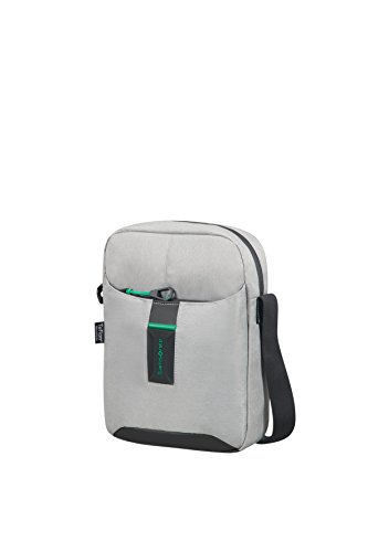 Samsonite Paradiver Light Tracolla Borsa Messenger, Poliestere, Jeans Blue, 6 ml, 30 cm JEANS GREY