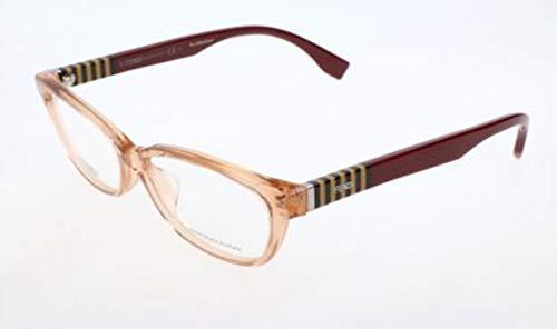 Fendi Damen FF 0072/F NZO/14-53-14-140 Brillengestelle, Beige, 53