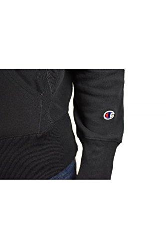 Champion Reverse Weave Herren Hooded Sweatshirt Blau (Nny Bleu Bs501)