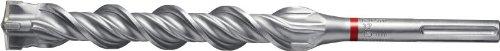 Hilti TE-YX Hammerbohrer metrisch mit SDS-Max Schaft, 293210, 25 mm x 32 cm - Sds Max Hammer Drill Bit