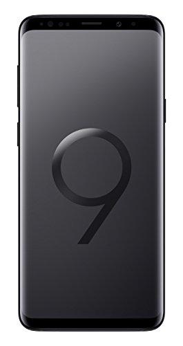 Image of Samsung G965F/DS Galaxy S9+ Duos 64GB/6GB RAM Dual-SIM ohne Vertrag midgnight-black
