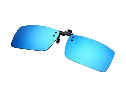 Alien Storehouse Leichte Clip-on Sonnenbrillen Objektive Fahren im Freien [Color-12]
