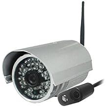 TechnoAohui Cámara de Seguridad/1280*720P HD/Seguridad Cámara/Intercomunicador de voz/reproducción de vídeo/IOS de apoyo y teléfonos inteligentes Android