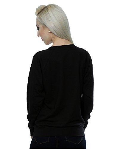 Rolling Stones Femme US 78 Tour Sweat-Shirt Noir