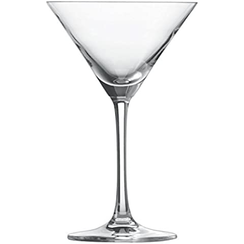 Schott Zwiesel gd914 Bar Especial copas de Martini, 166 ml (Pack de 6)