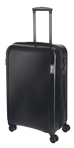Trolley 78 cm (8) dn270 Noir Luxe ABS 4rollen TSA Travel Line 8200 D & N