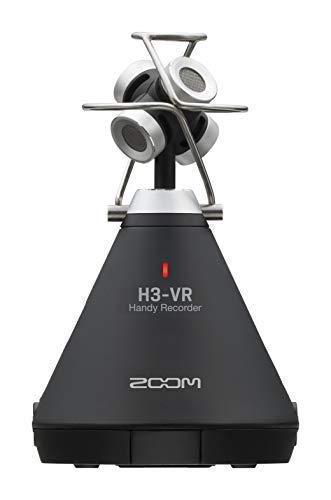 Zoom H3-VR/IF - registratore VR con tecnologia Ambisonic