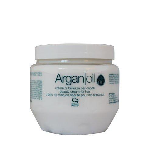 Scheda dettagliata Argan Oil - Crema di Bellezza per Capelli - Trattamento Balsamo Professionale con Olio di Argan - Condizionante e Nutriente - 250 ml