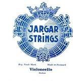 CUERDA VIOLONCELLO - Jargar (Azul) (Cromo) 1ª Medium Cello 4/4 (La) A (Una Unidad)