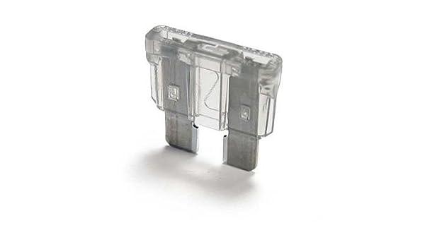car spare 10x standard blade fuses 25 amp fuse box lorry truck:  amazon co uk: car & motorbike