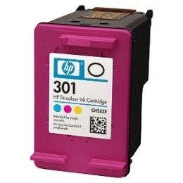 HP Tintenpatrone HP Nr. 301 CH562EE 3-farbig