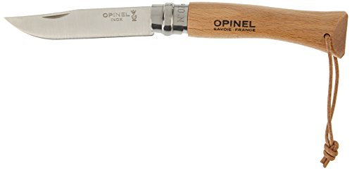 opinel-knife-size-7-beechwood-handle-leather-strap-sandvik-12c27-steel