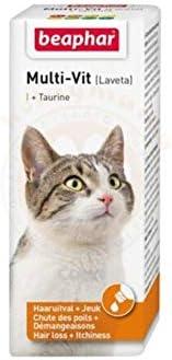Beaphar Multi Vit. + Taurine Laveta Super Cat 50 ml