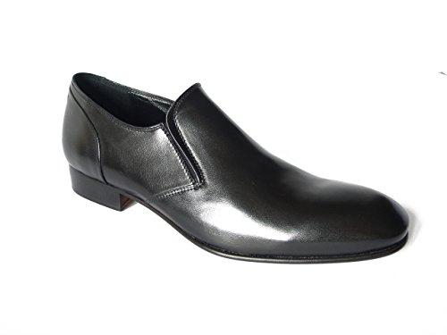 OSVALDO PERICOLI , Chaussures de ville à lacets pour homme Noir - Nero