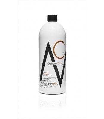 Moroccan Tan Coco - 1 Liter - Spray Tanning Lotion 14% DHA (Dreifach-bronzer)