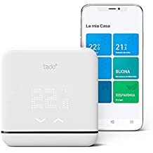 tado° Controllo Climatizzazione Intelligente V3+ - compatibile con Amazon Alexa, l'Assistente Google e HomeKit di Apple