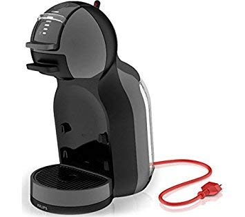 Krups-KP120831-Kaffeemaschinen-Mini-Me-schwarz-und-anthrazite-Generalberholt