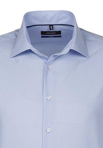 Seidensticker-Camicia formale-classico, maniche lunghe, da uomo hellblau (0011)