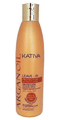 Leave-In Gloss 250 ml Argan Oil