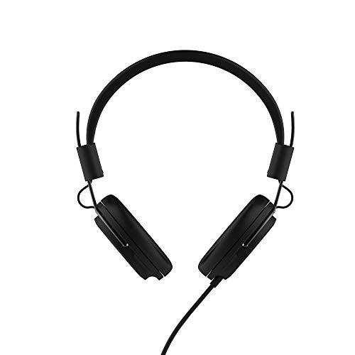 ff63affa08a083 defunc Basic - Cuffie stereo In-Ear con microfono, colore: bianco