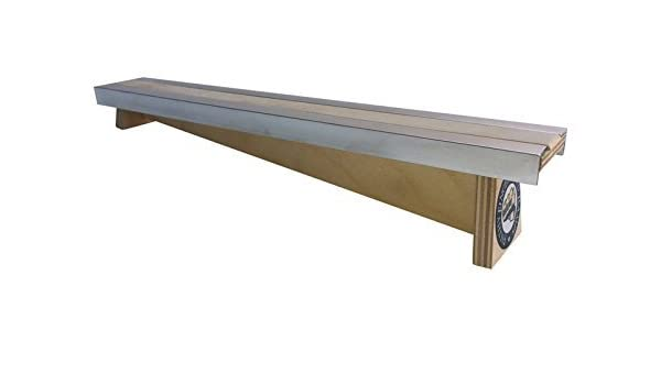 Filthy Fingerboard Ramps Bench with Double Ledges for fingerboards
