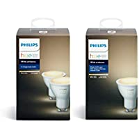 Philips Hue White Ambience 3-Pack (GU10)