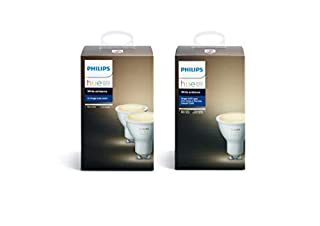 Philips Hue White Ambience 3-Pack (GU10) (B076C2J837) | Amazon Products