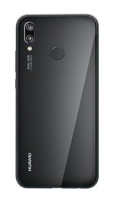Huawei P20 Lite Smartphone (14.83 cm (5.84 Zoll), 64GB interner Speicher, 4GB RAM, 16 MP Plus 2 MP Kamera, Android 8.0, EMUI 8.0) Schwarz