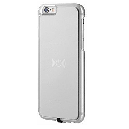 Funk Empfänger Fall für iPhone 6 / iPhone 6S, hanende Qi kabelloses Charging Case mit flexiblen Lightning-Anschluss