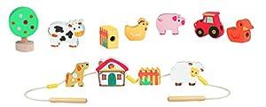 Egmont Toys- Juguete ensartar, Multicolor (E511071)