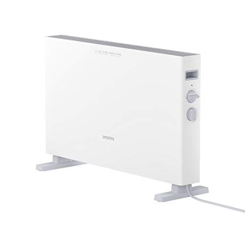 Xiaomi SMARTMI Radiador eléctrico Convector con termostato Regulable Temporizador y termostato de 24...