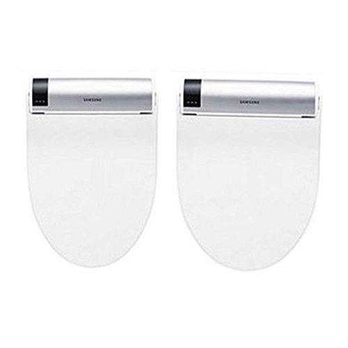 2EA von Samsung sbd-ab970s Dynamische Digitale Bidet WC-Sitz + Fernbedienung Dusch-Toilette, Edelstahl-Düse 220V Wholesales Semi Set