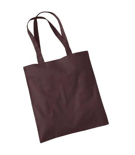 Westford macina da donna adulti ciuccio borsa a tracolla Cioccolato