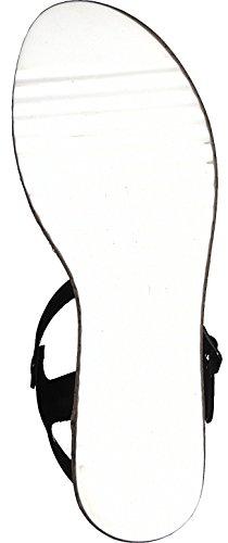 Tamaris Schuhe 1-1-28120-28 bequeme Damen Sandalette, Sandalen, Sommerschuhe für modebewusste Frau, BLACK UNI