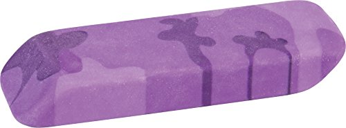 Brunnen Colour Code 102999160 Gomme/Gomme, 6 x 2,1 x 0,8 cm) Violet/Purple