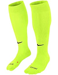 Nike Classic II Cushion Over-The-Calf Calcetines, Hombre, Negro, XL