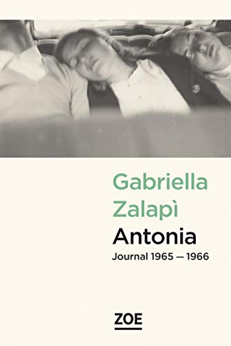 Antonia : Journal 1965-1966