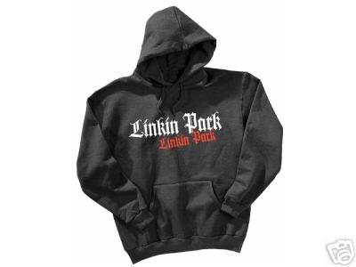 Linkin Park felpa con cappuccio Taglia XL