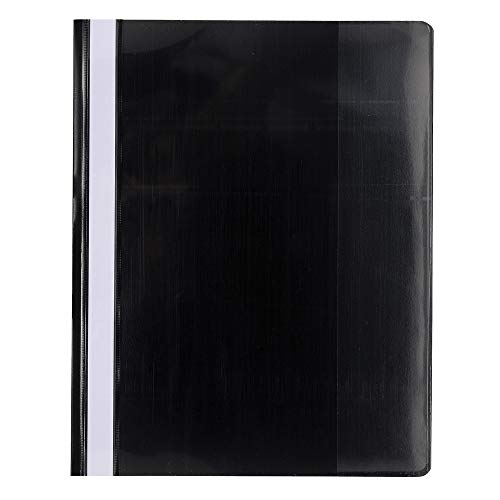 Exacompta 439901B - Subcarpeta, A4, color negro