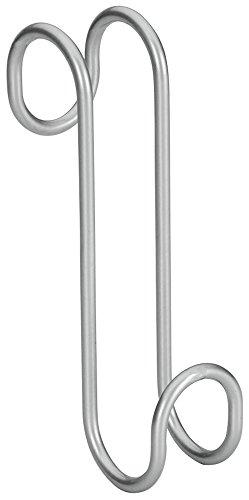 Metaltex 403800039 Radius Handtuchhaken für Bad Heizkörper, Polytherm -