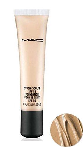 MAC Studio Sculpt SPF 15 Foundation, NC37, 40 ml - Mac Cosmetics Studio